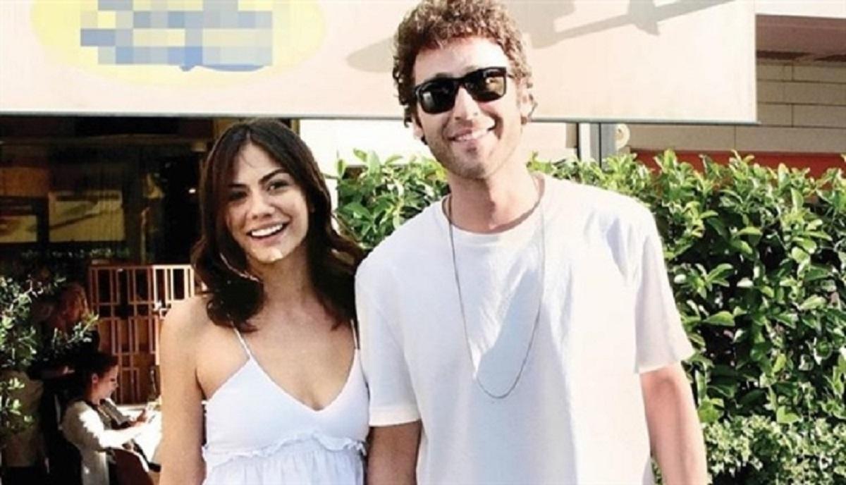 Demet Ozdemir e l'ex fidanzato