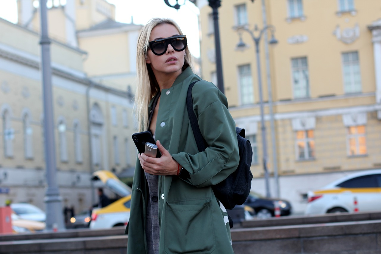 trench donna autunno