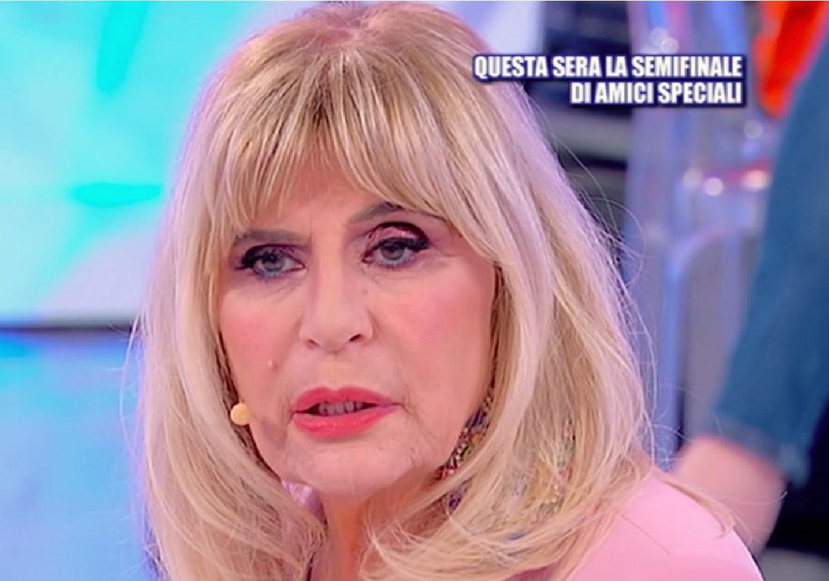 U&D Gemma Galgani allenamenti bollenti