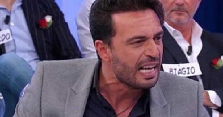 UeD scontro tra Armando e Paolo