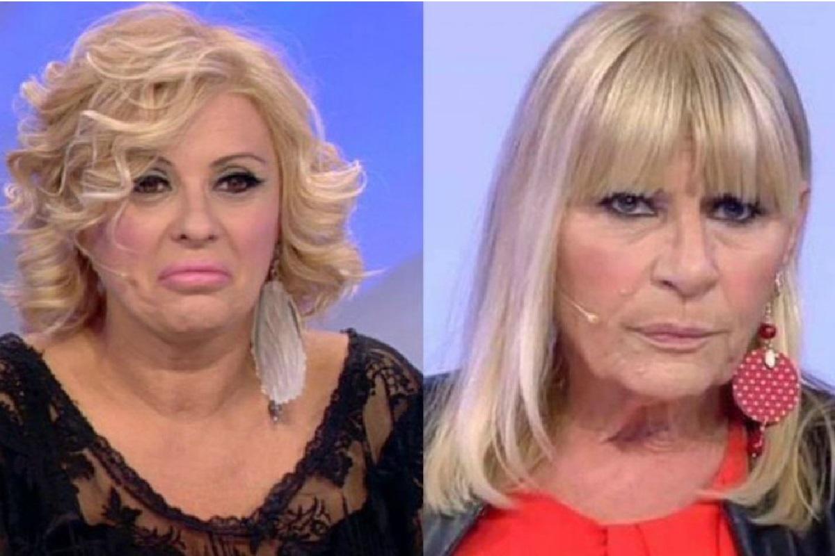 UeD Tina Cipollari Vs Gemma Galgani
