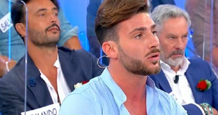 Uomini e Donne Nicola Vivarelli deluso da Gemma