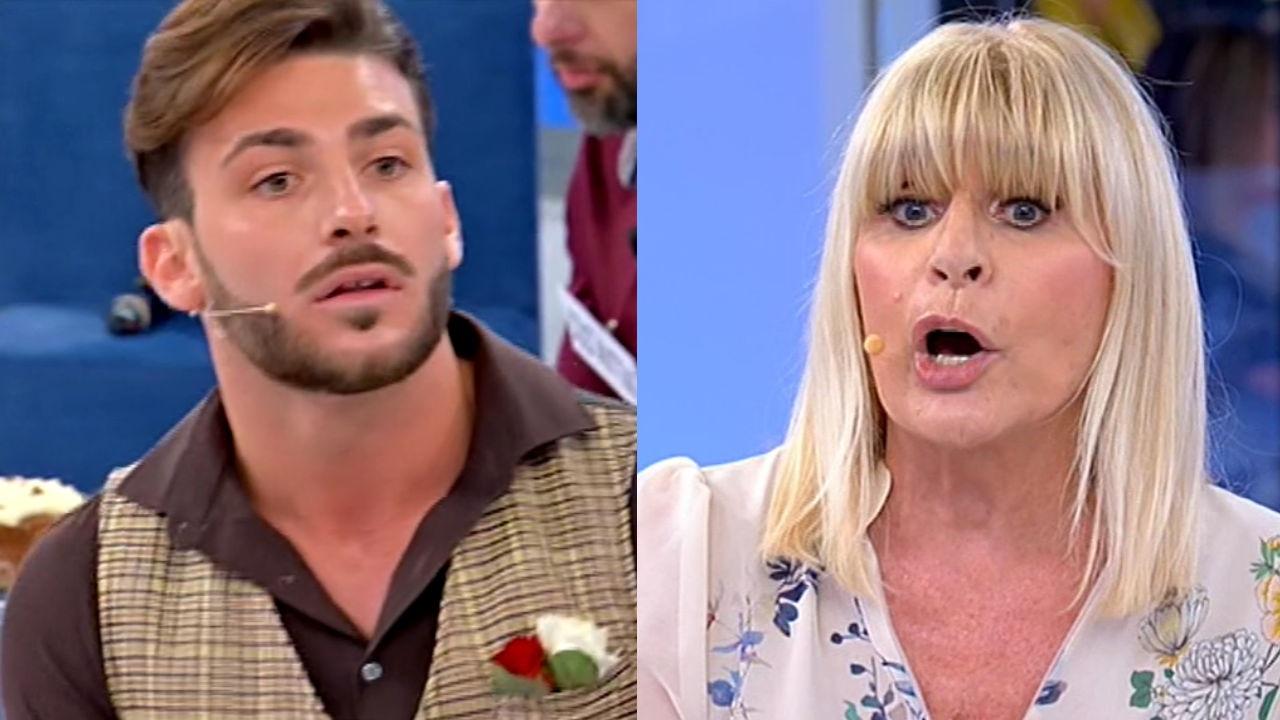 Uomini e Donne Gemma Galgani e Nicola Vivarelli scontro finale