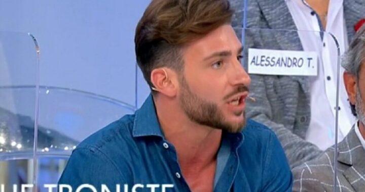 Uomini e Donne segnalazione su Nicola Vivarelli