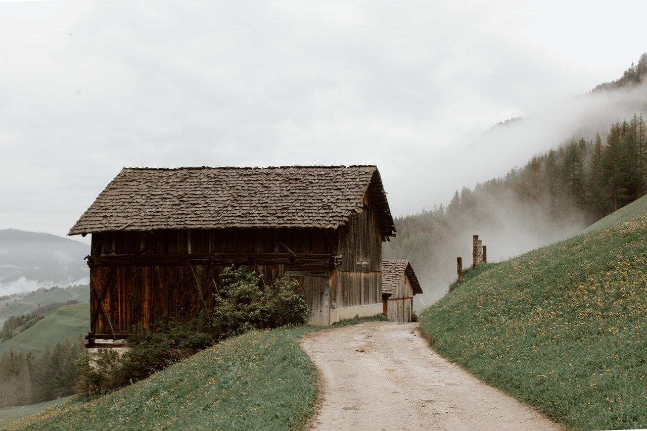 valle -aosta- casa