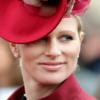 zara phillips cappello rosso