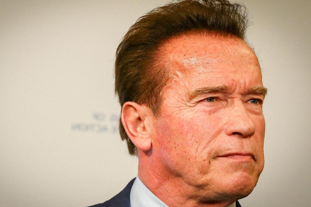 Profilo Arnold Schwarzenegger