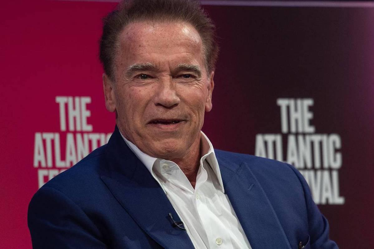 Arnold Schwarzenegger ospite all'Atlantic Festival