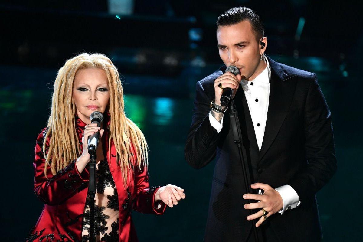 Briga canta a Sanremo con Patty Pravo