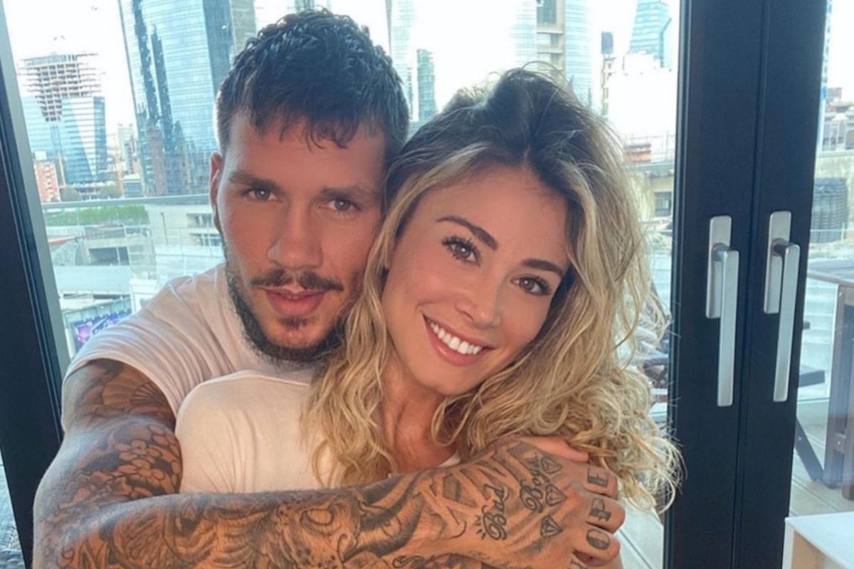 Selfie Diletta Leotta e Daniele Scardina