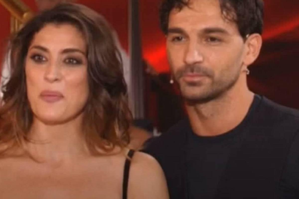 Raimondo Todaro ed Elisa Isoardi a Ballando con le Stelle