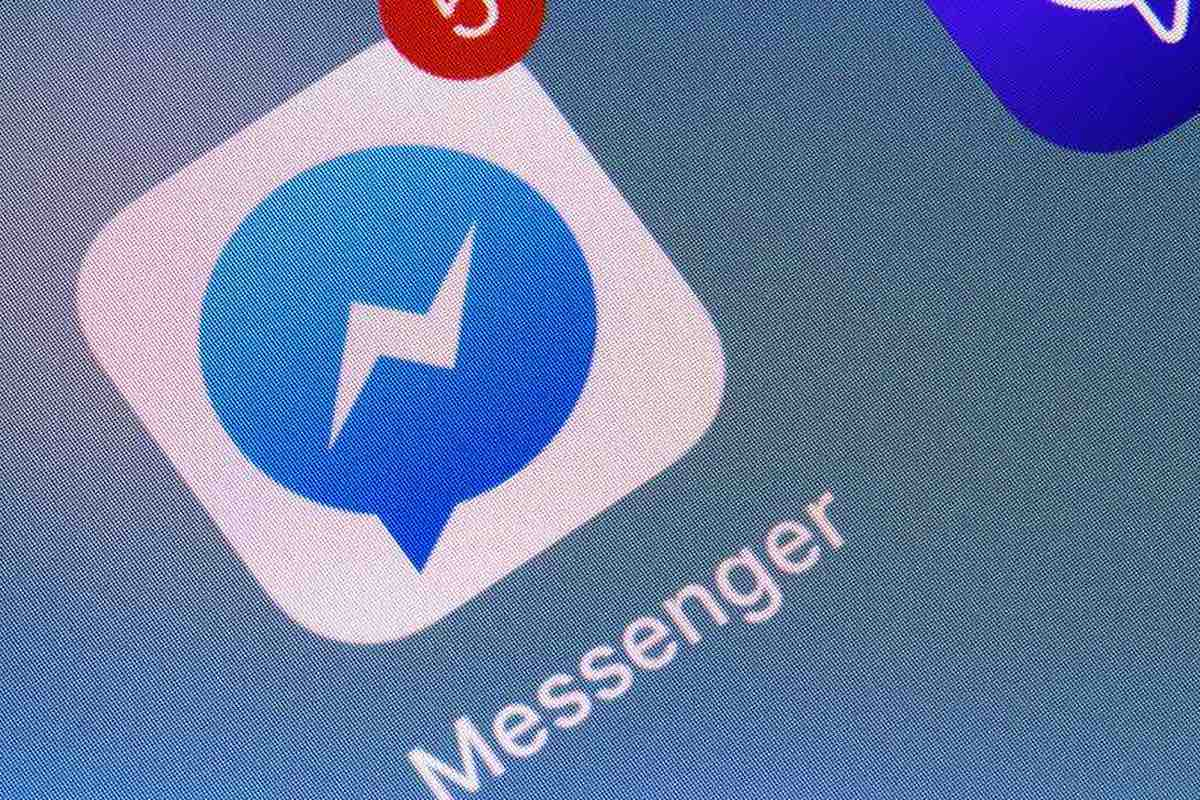 Vecchia versione Facebook Messenger