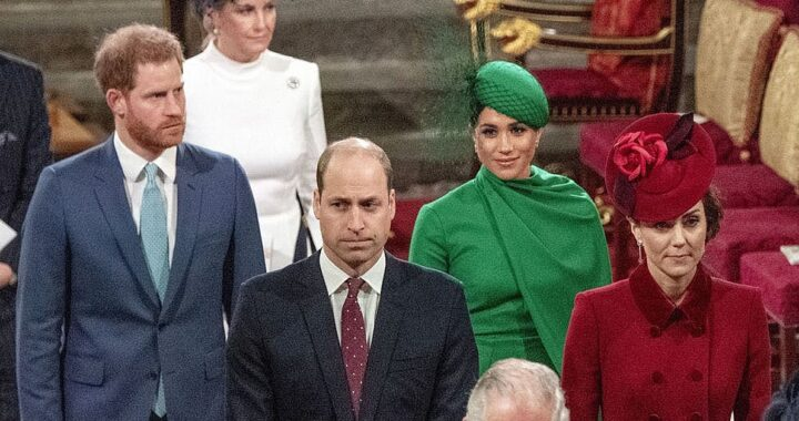 Kate Middleton William Harry Meghan