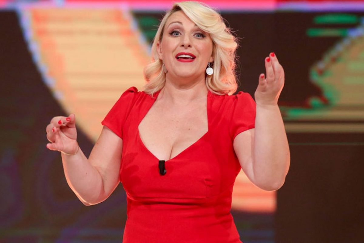Katia Follesa in televisione