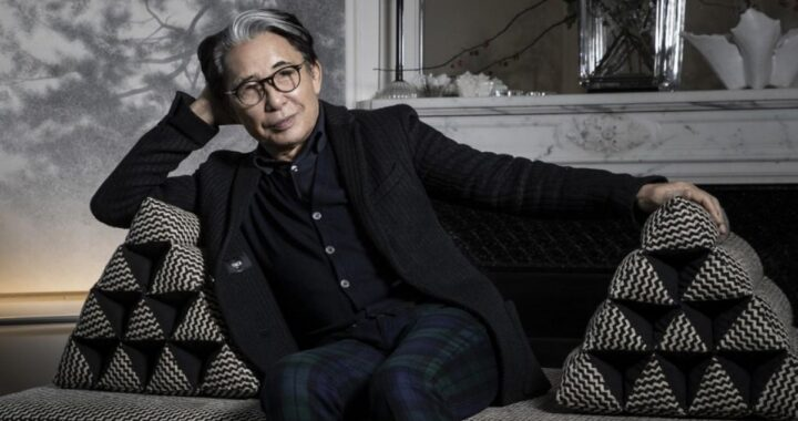 Kenzo, lo stilista giapponese morto per Covid