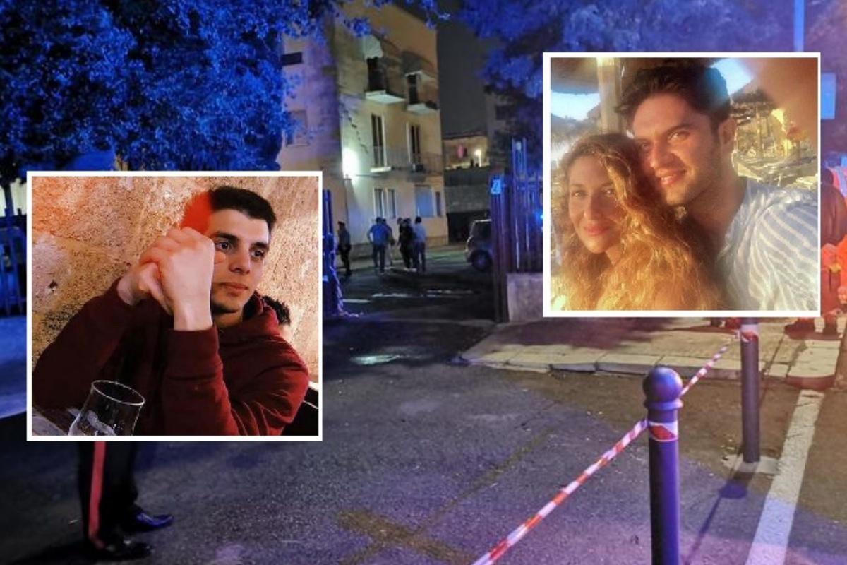 Il killer di Lecce a colloquio con il prete