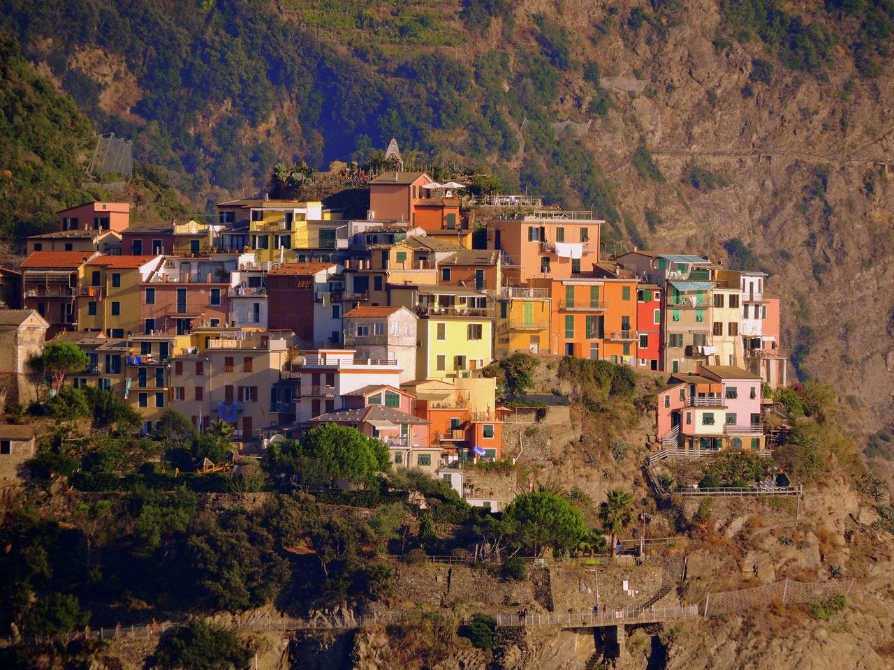 Liguria-borghi