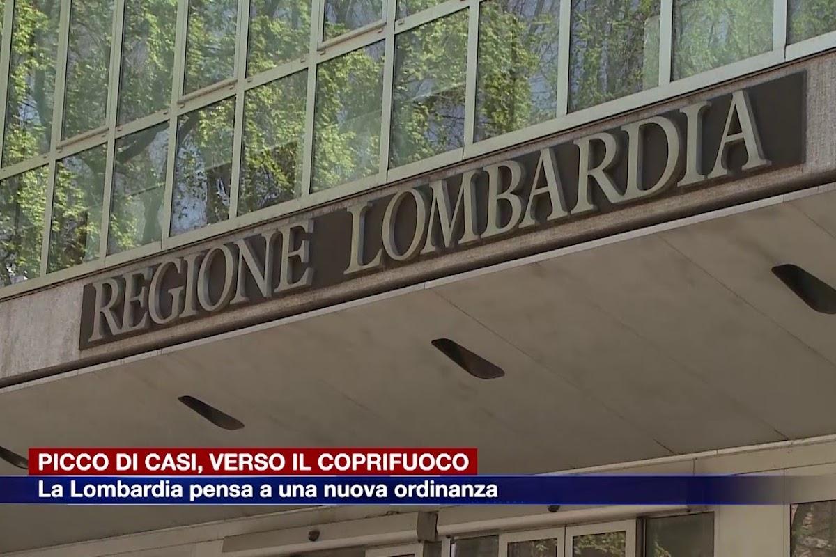 Regione Lombardia sede