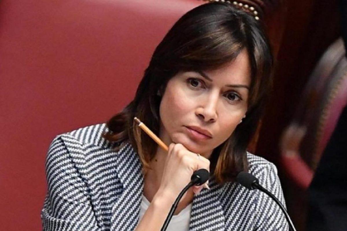 Mara Carfagna in Camera dei Deputati