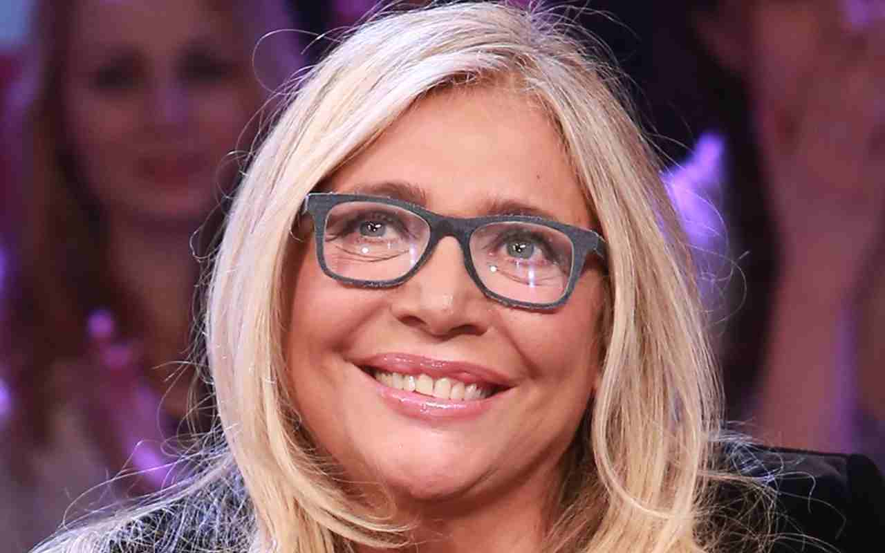 Mara Venier che sorride