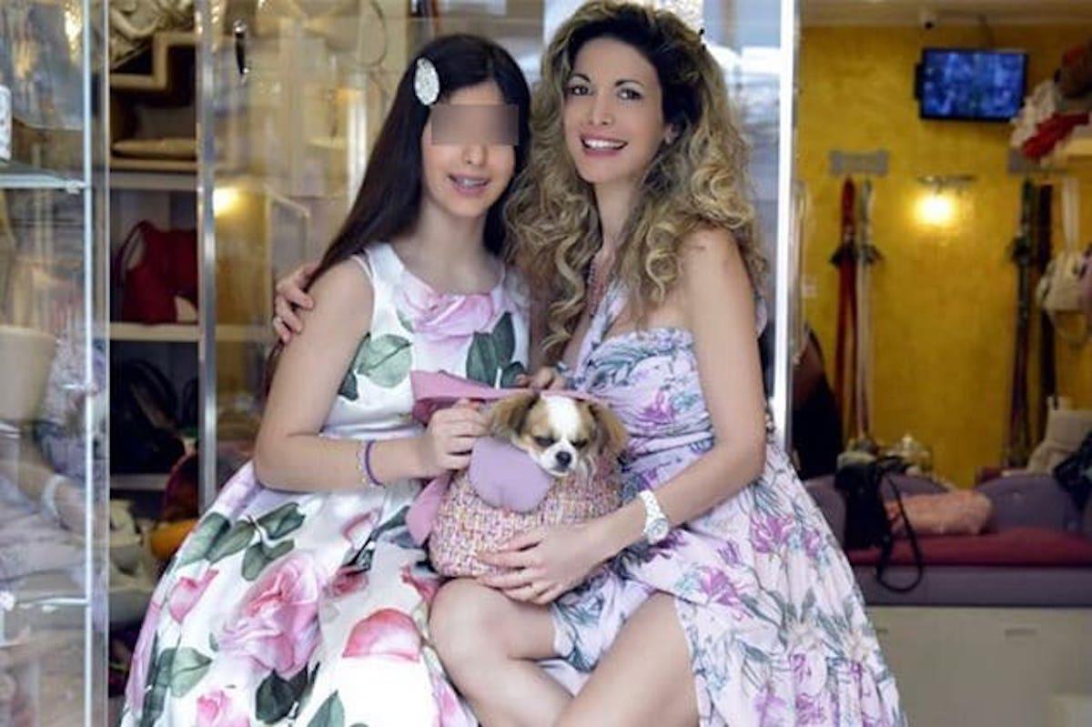 figlia Maria Monsè