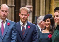 Meghan Markle Harry William Kate Middleton