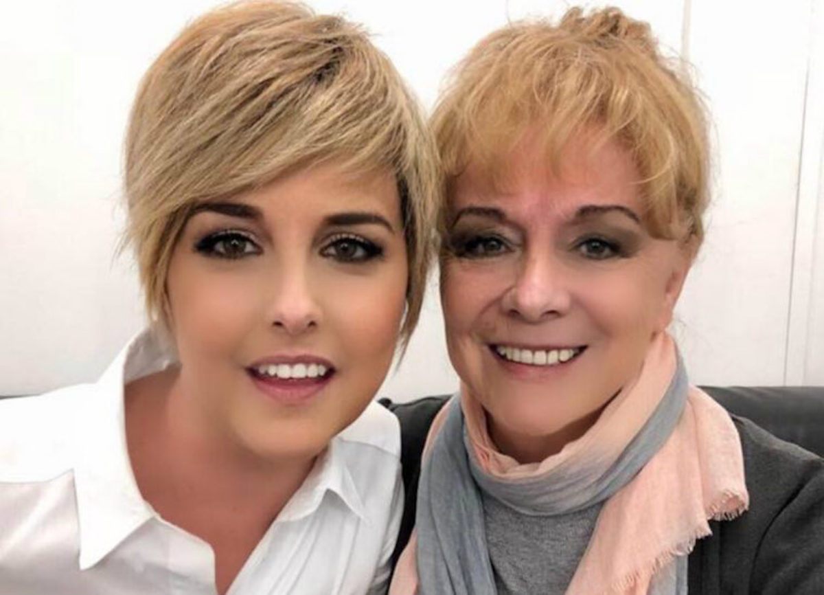 Nadia Toffa mamma insieme