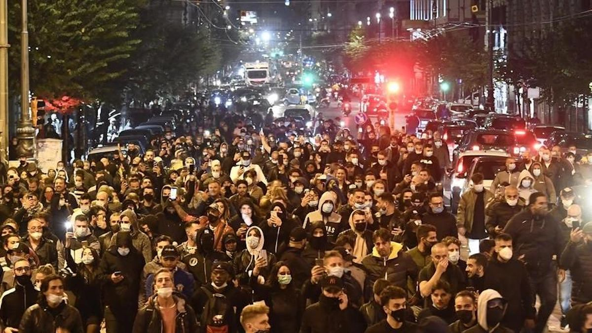 Napoli rivolte