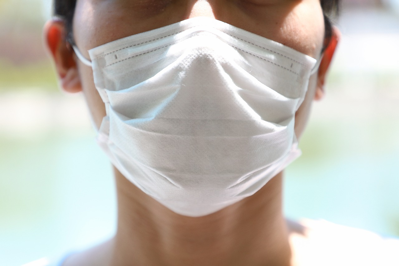Mascherina contro il Coronavirus