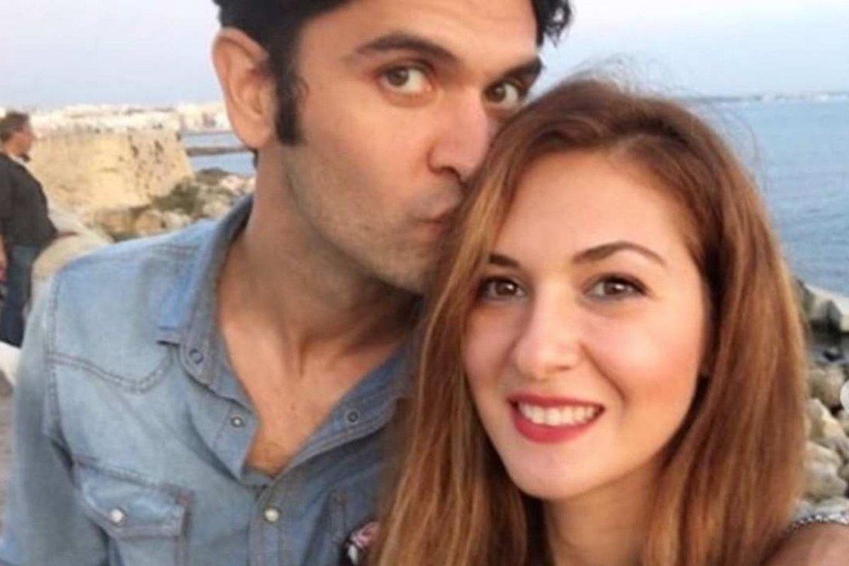 Selfie Eleonora Manta e Daniele De Santis