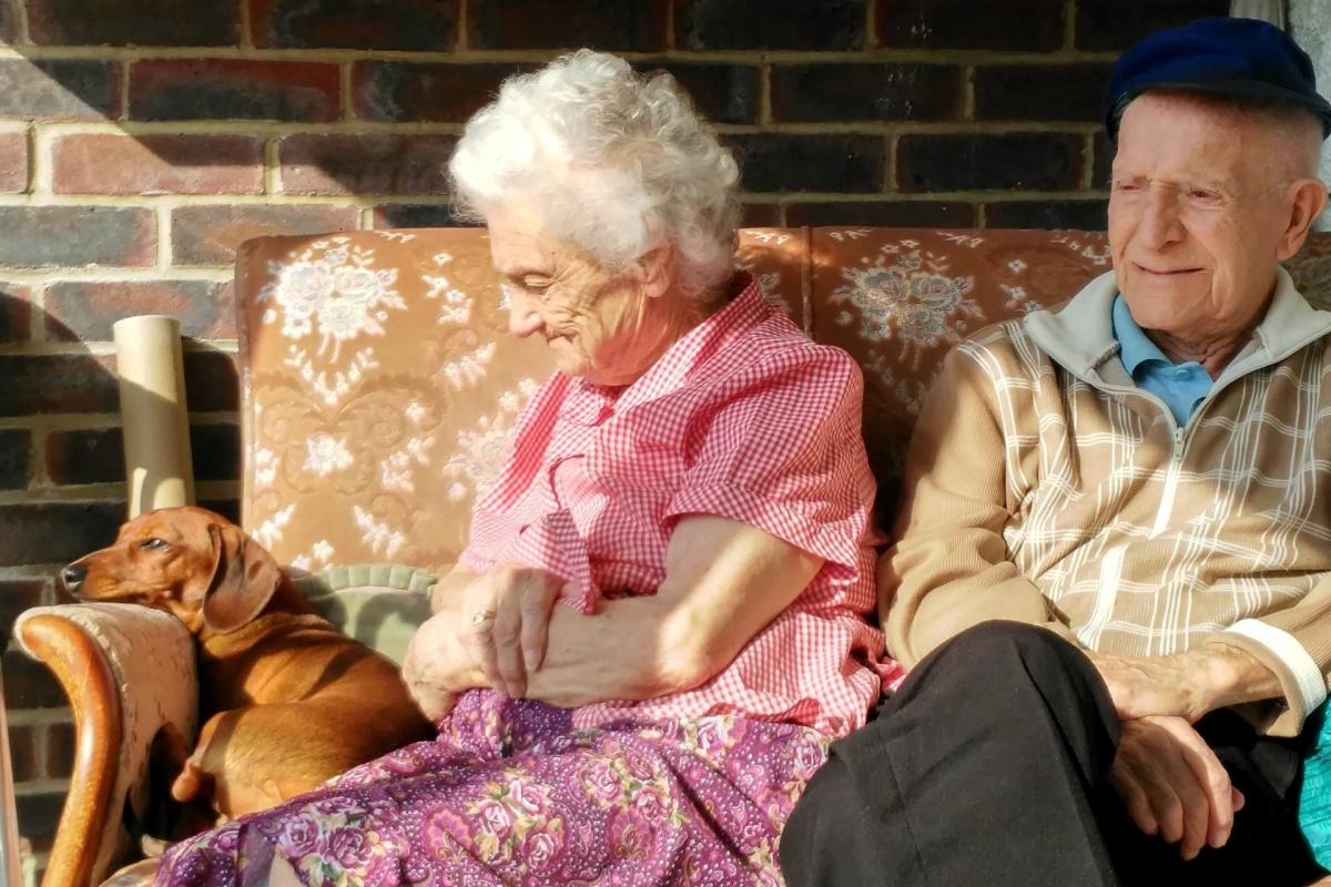 Orla e Nan