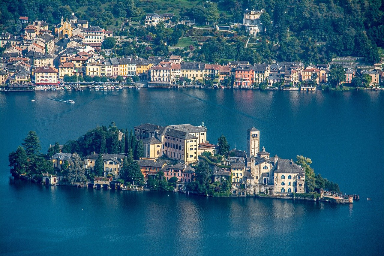 Orta- Piemonte