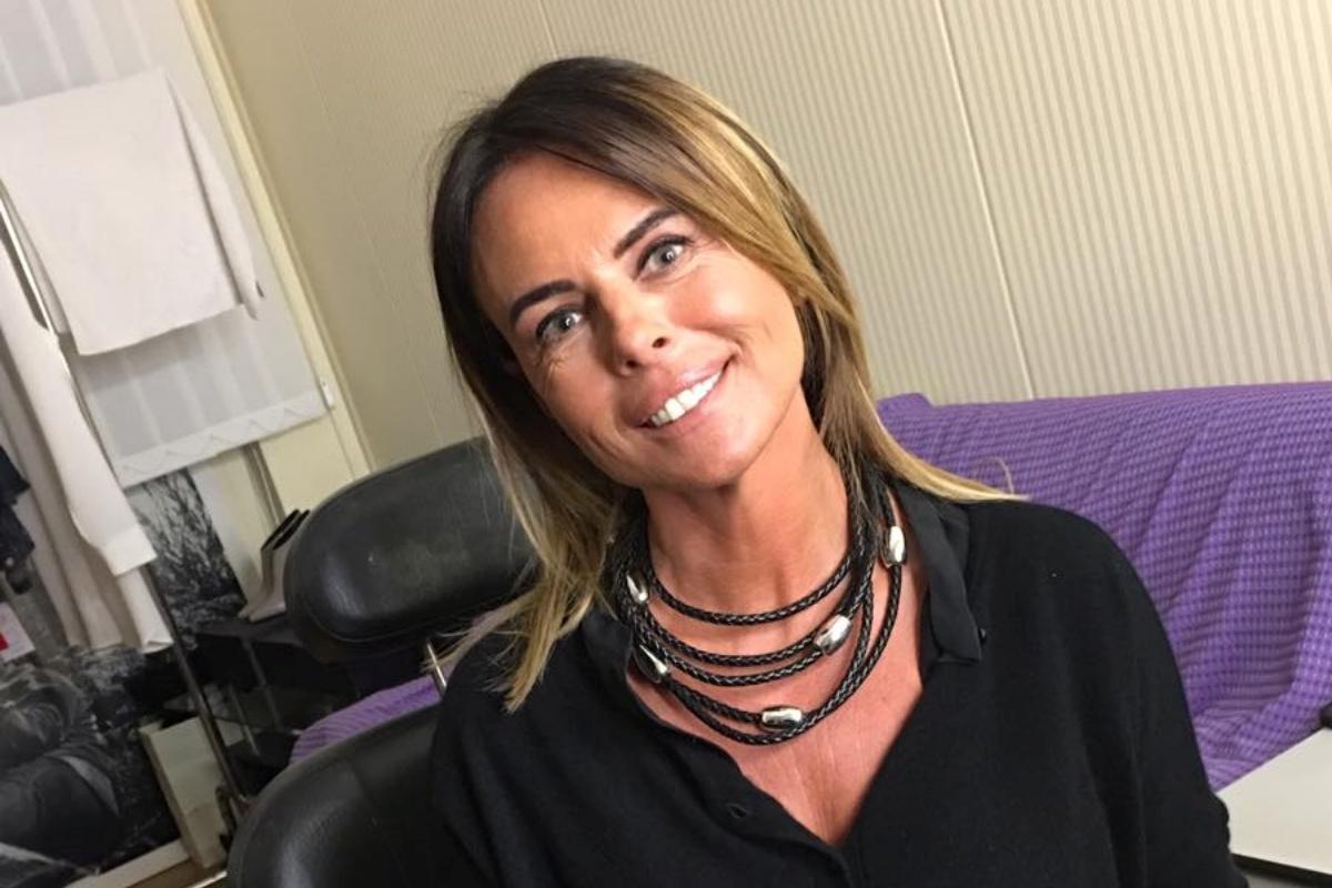 Paola Perego positiva al Covid