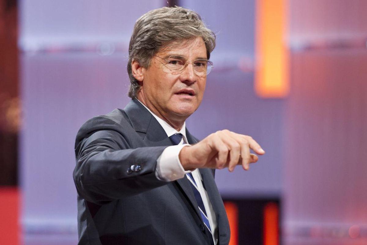 Paolo Del Debbio in tv