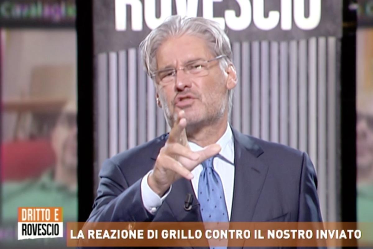Paolo Del Debbio si sfoga