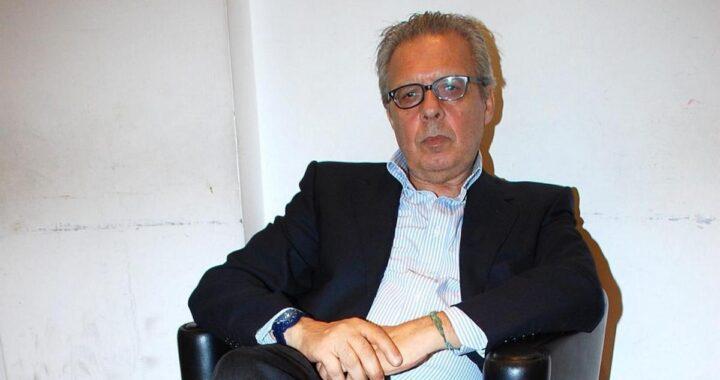 Pino Scaccia in poltrona