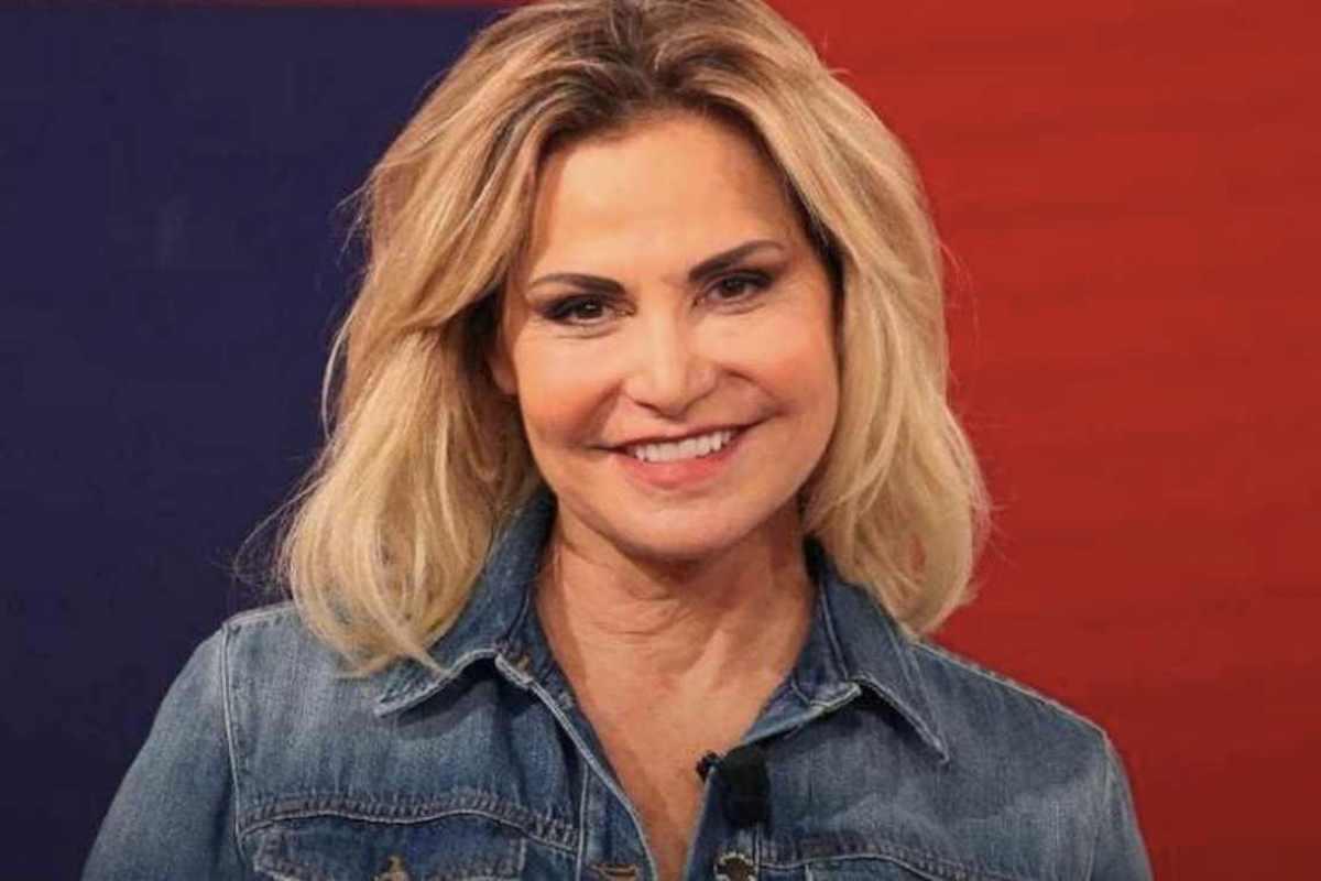 Simona Ventura in tv