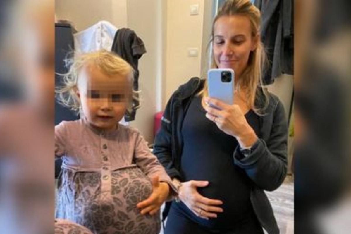 Tania Cagnotto incinta di un'altra bambina
