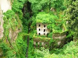 Vallone dei Mulini- un posto incantevole vicino Sorrento
