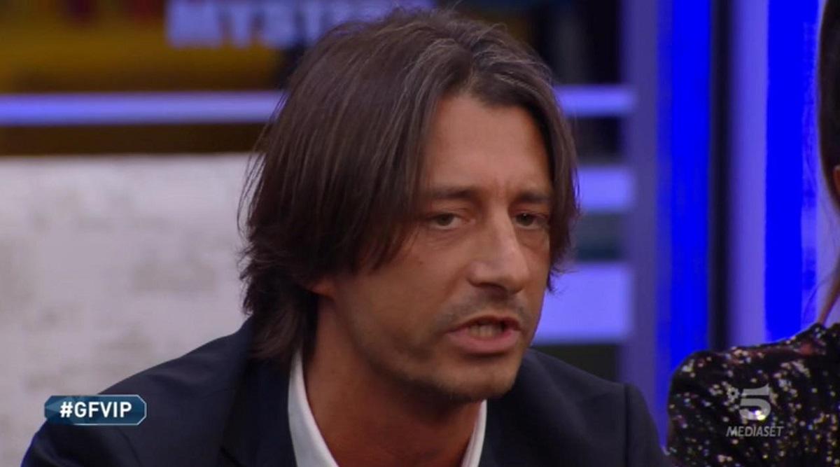 Alba Parietti aneddoti su Francesco Oppini