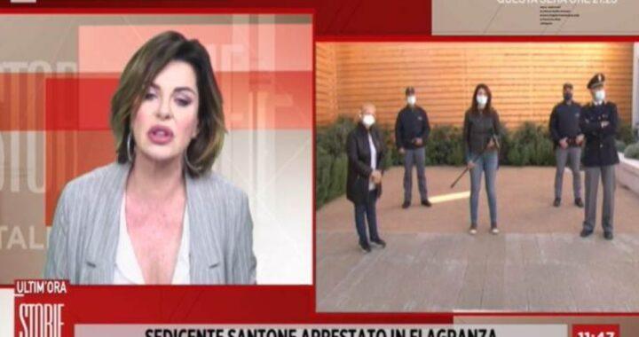 alba parietti storie italiane