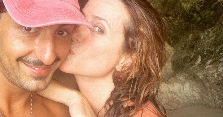 Chiara Giordano e il nuovo fidanzato