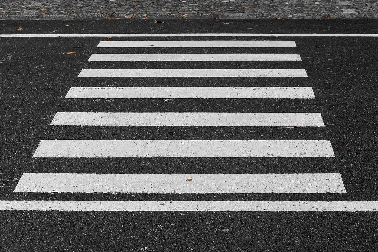 Attraversare correttamente la strada
