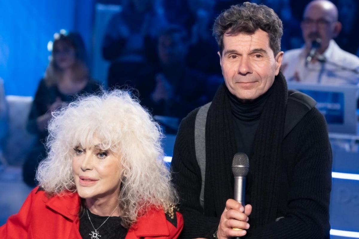 Claudio Rego e la moglie