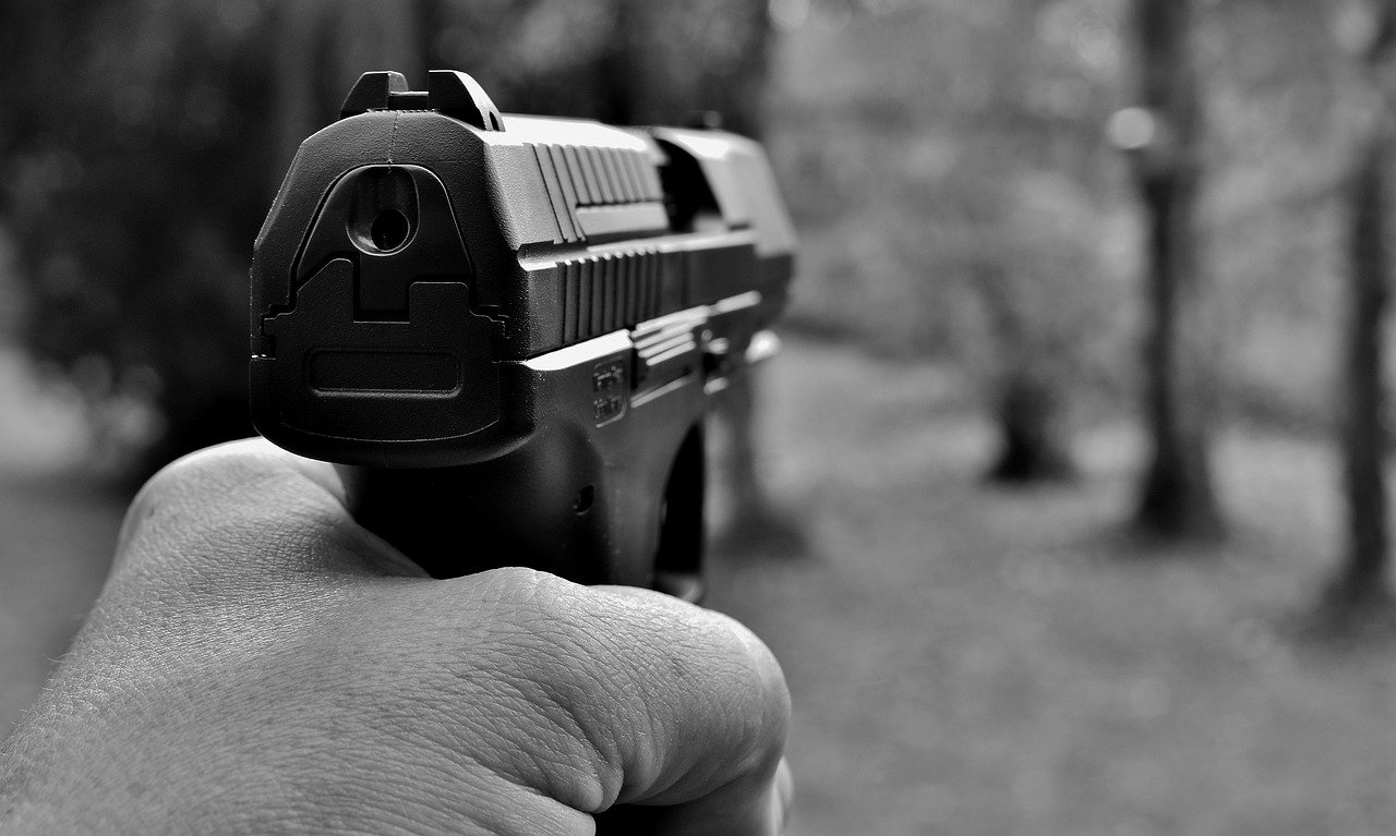 Colpo di arma da fuoco sparato