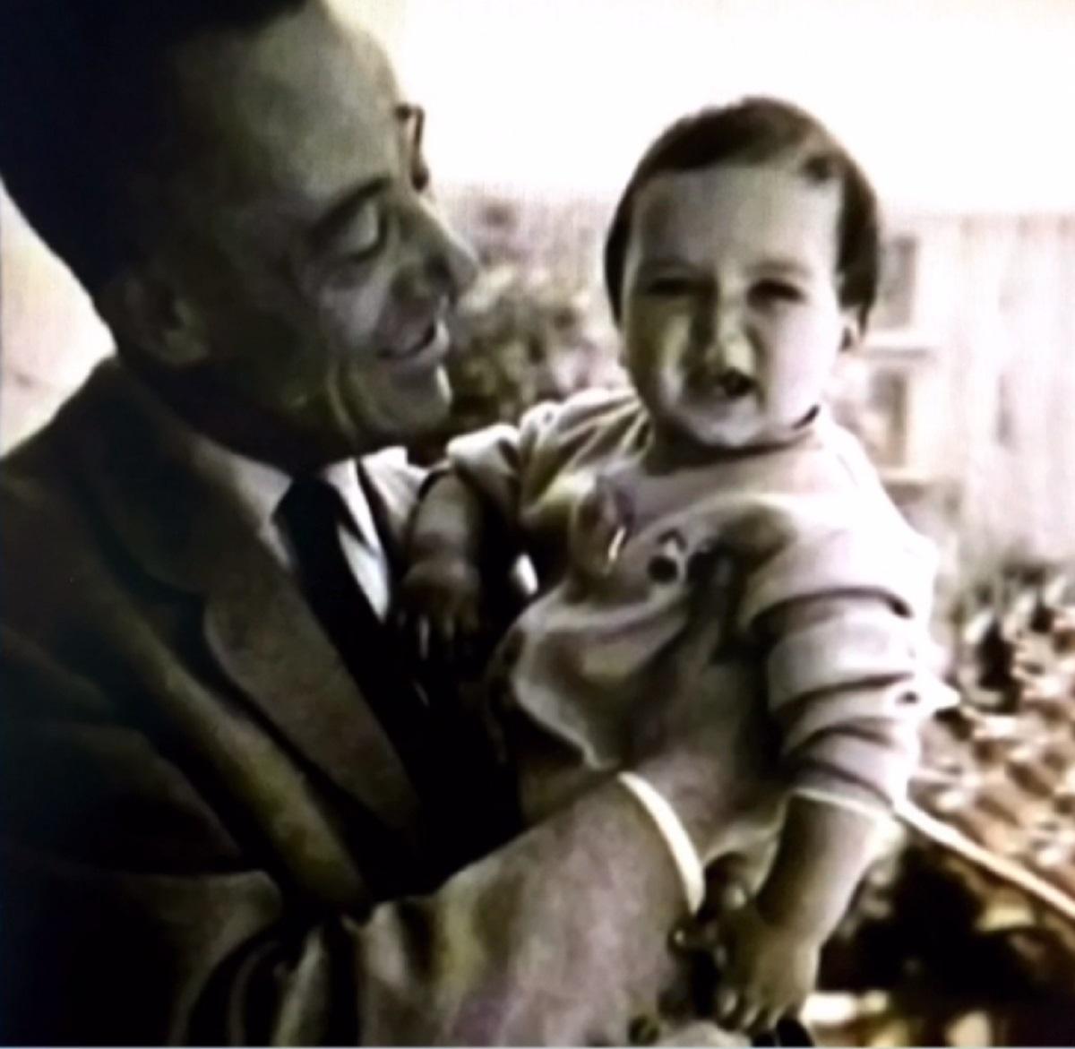 Gigi e nonno Vincenzo