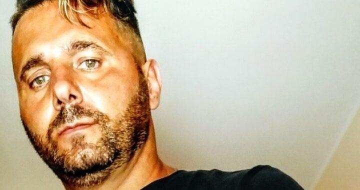 Daniele Mondello tatuaggio