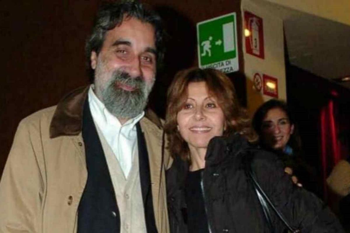 Beppe Vessicchio e Enrica