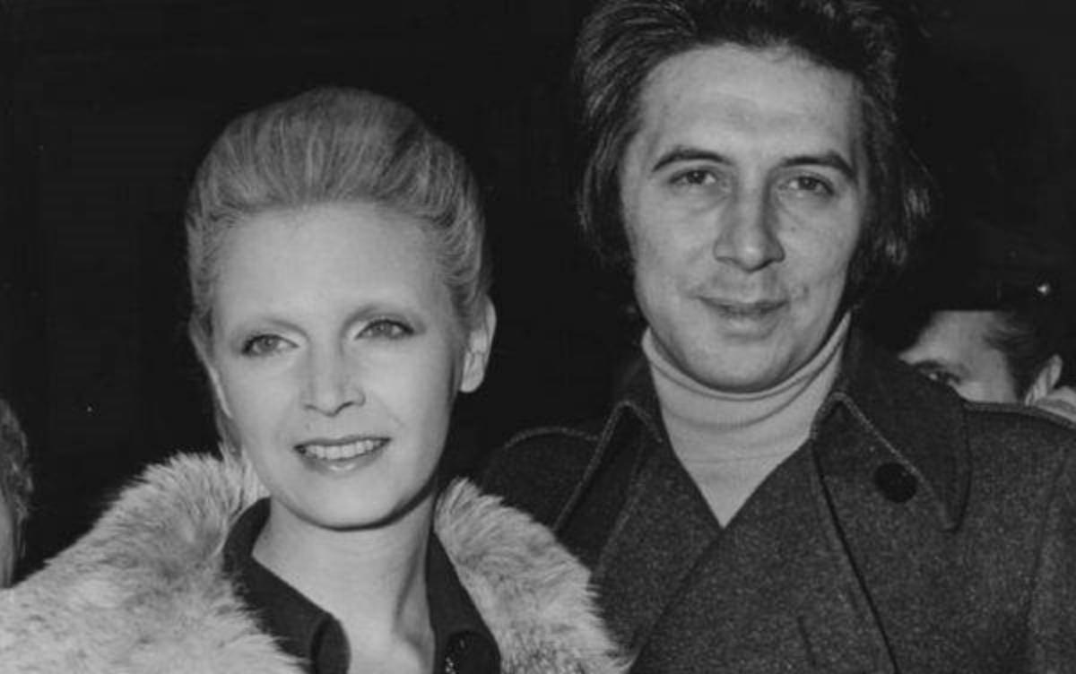 Franco Baldieri e Patty Pravo