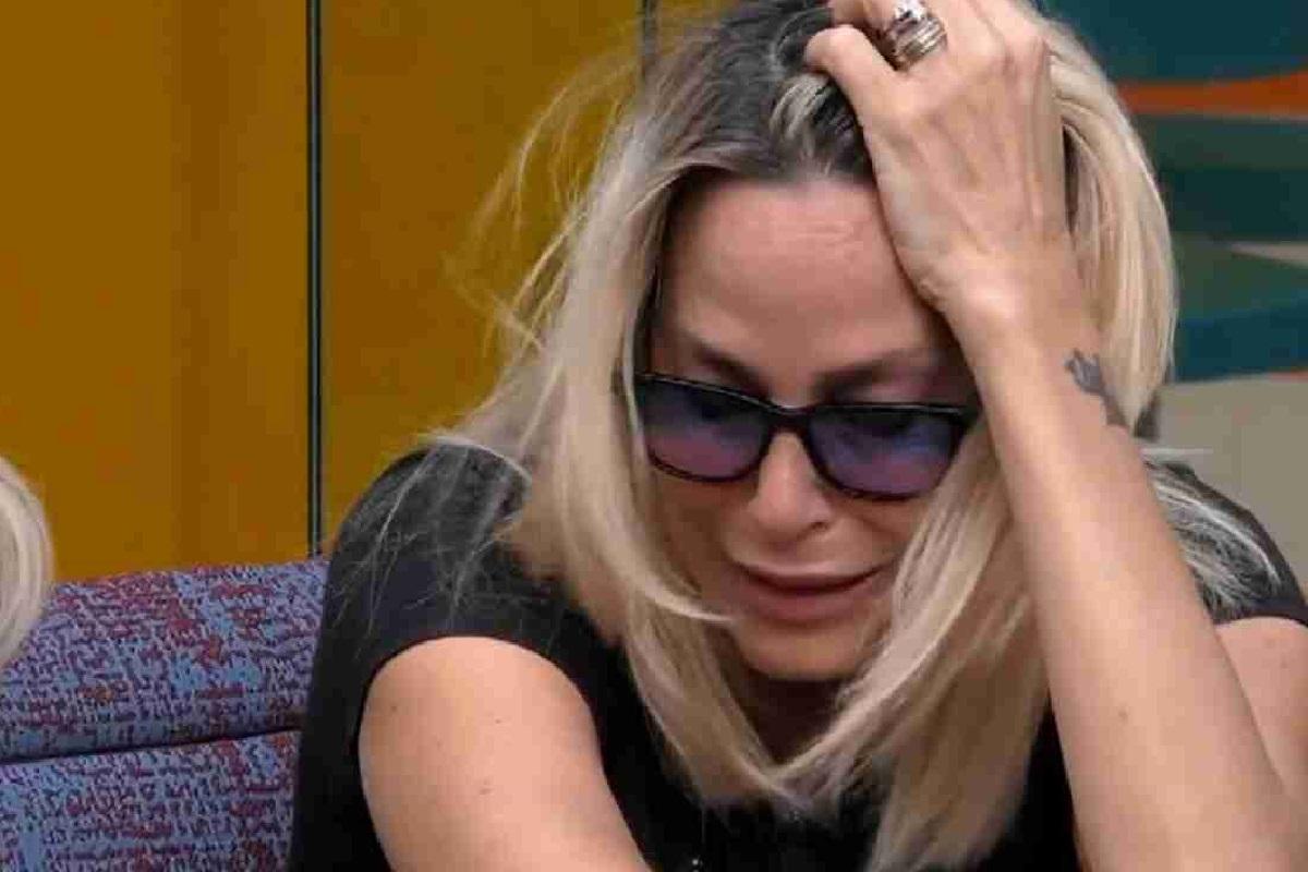 GF Vip Mello contro Stefania Orlando